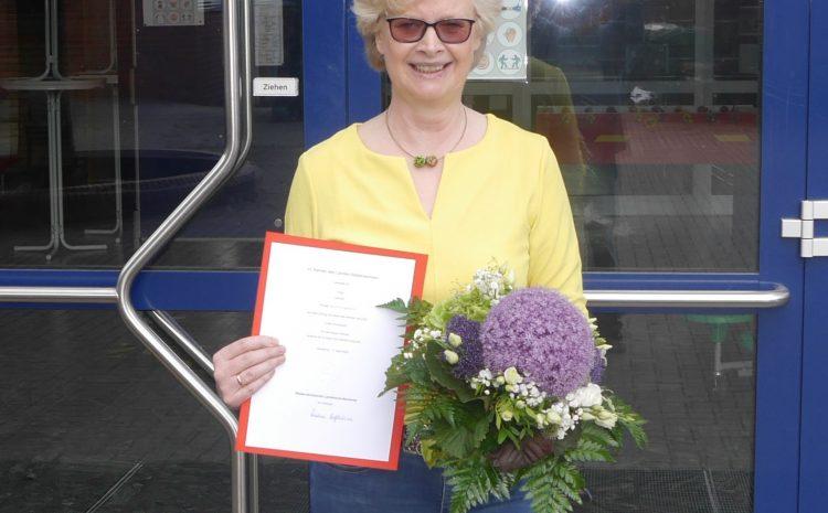 Verabschiedung von Renate Schillingmann