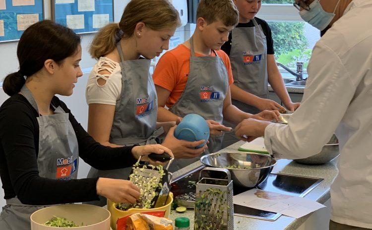 Kochschule for kids